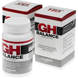 GH Balance – Naturalny i niezawodny hormon wzrostu pozwoli Ci osiągnąć niezwykłe efekty podczas ćwiczeń