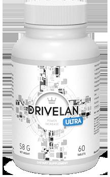 Drivelan Ultra – Poczuj się znowu jak facet i stań na wysokości zadania! Nowoczesna formuła, prosty skład i maksymalizacja rezultatów!
