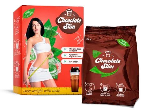 Chocolate Slim i napawaj się wspaniałym smakiem ukochanej czekolady oraz równolegle spalaj tłuszcz.