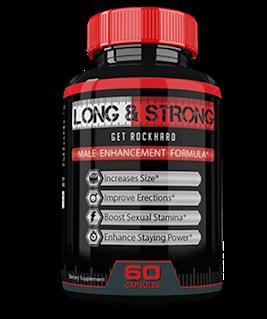 Long&Strong – Dłuższa, mocniejsza oraz twardsza erekcja? Wypróbuj ten doskonały suplement!