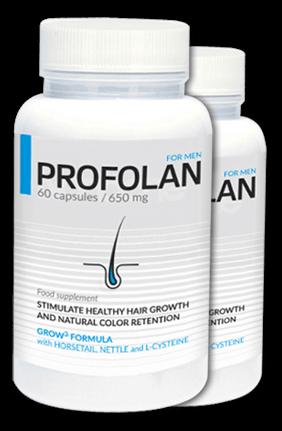 Profolan – Zahamuj wypadanie włosów i wesprzyj ich regenerację.